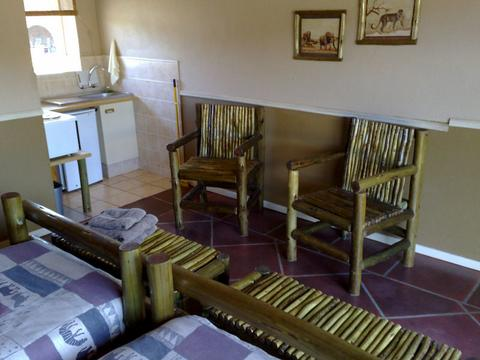 Single Bed Chalets - Chairs