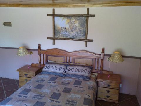 Double Bed Chalets - Room